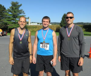 Male 30-39 Winners - Lyle Stauffer, Justin Good & Jonathan Zaun
