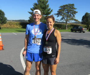 Overall Winners - Caleb Gatchell & Michelle Chaffin